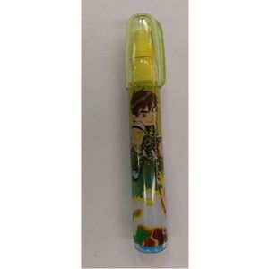 Ben 10: 5 Piece Eraser Set - Yellow